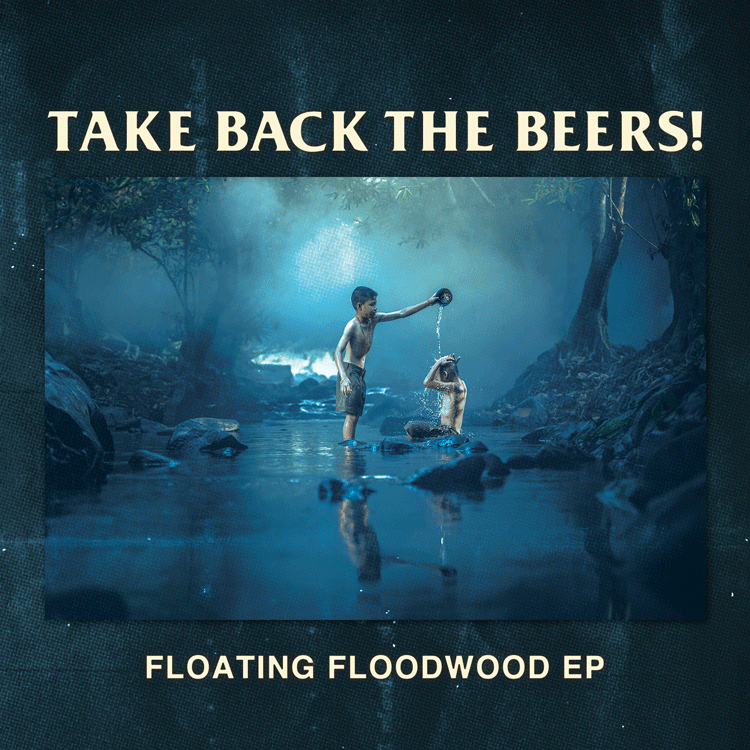 Floating Floodwood